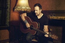 Busy hit songwriter Deric Ruttan