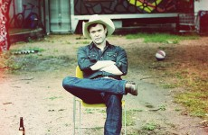 Corb Lund gets Cabin Fever in The Rockies