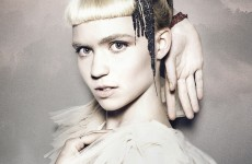 Grimes writes in isolation, reaches the world