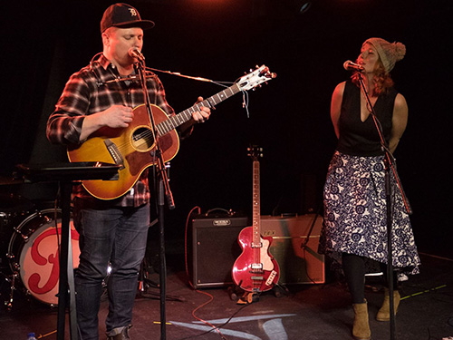Jim Bryson, Kathleen Edwards