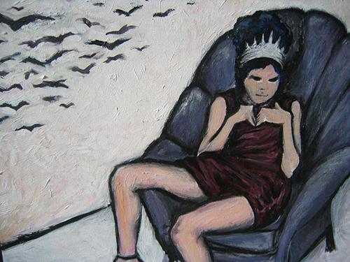 Sarah Slean art