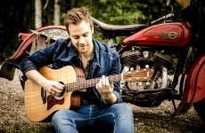 "Dan Davidson: Former rocker now ""Found"" in country music"