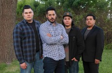 First Nations pop/rock band Midnight Shine