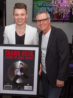Fraser Hill, Shawn Hook