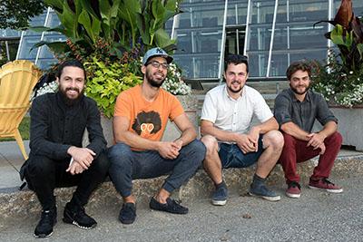 Hichem Khalfa Quartet