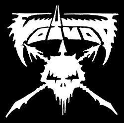 Voivod Logo Patch