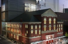 Massey Hall's Massive Revitalization