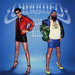 Chromeo 2018 Album Cover
