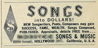 Songs Into Dollars