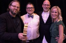 Four SOCAN #ComposersWhoScore win Gémeaux Awards