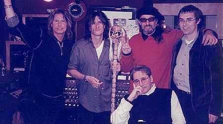 John Alexander, Aerosmith