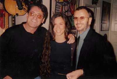John Alexander, Alanis, Ringo