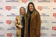 Gabrielle Papillon wins SOCAN honour at 2018 Music Nova Scotia Awards