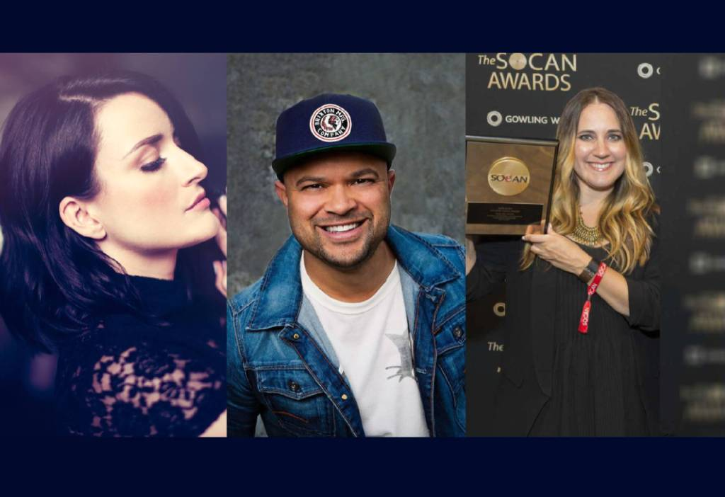 Canadian Country Music Association, SOCAN announce 2019 song camp