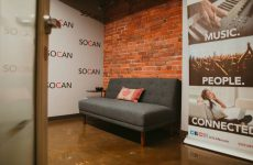 SOCAN opens new Vancouver office!