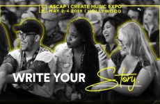 "SOCAN member discount for ""I Create Music"" ASCAP Expo 2019"