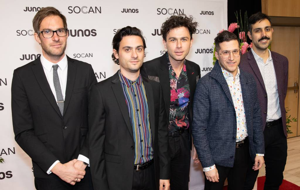 Shawn Mendes wins five honours, Arkells take two at 2019 JUNO Awards
