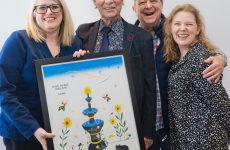 Jean-Pierre Ferland honoured