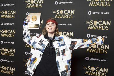 Bulow, SOCAN Awards, 2019