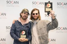 SOCAN honours Darcys with No. 1 Song Award