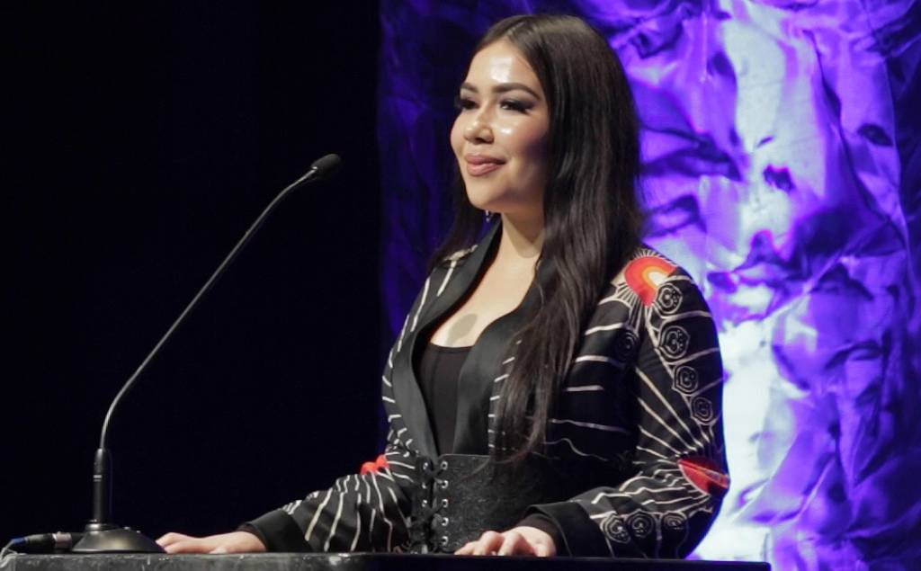 Anachnid wins TD/SOCAN Foundation songwriter honour at 2019 Indigenous Music Awards