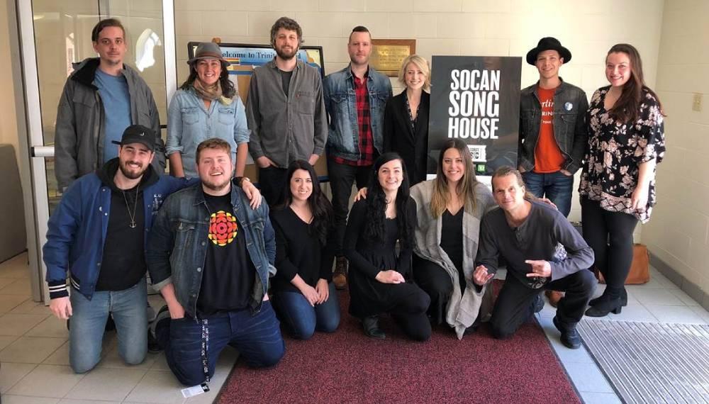 SOCAN Song House, ECMAs 2019