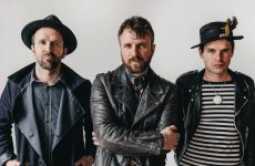 The Trews, Jack de Keyzer, take first place in rock, blues at 2018 International Songwriting Competition