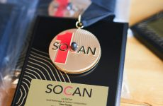 Warm, festive atmosphere for SOCAN's 2019 Spring House Party