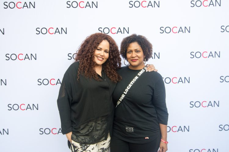 rica Grayson, Vivian Barclay, SOCAN, Los Angeles, L.A., Canada Day, 2019
