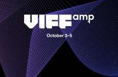 Apply now for Vancouver International Film Festival AMP SOUNDOFF program