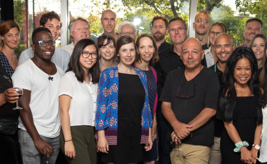 SOCAN hosts reception for CFC's Slaight Music Residency participants
