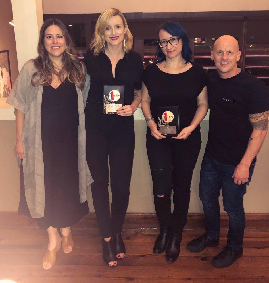 SOCAN, No. 1 Song Award, Tim Hicks, What A Song Should Do, Melissa Cameron-Passley, Emma-Lee, Karen Kosowski, Rodney Murphy