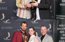 Seven SOCAN #ComposersWhoScore win awards at 2019 Gémeaux