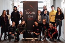 At BreakOut West 2019, SOCAN Song House inspires songwriters