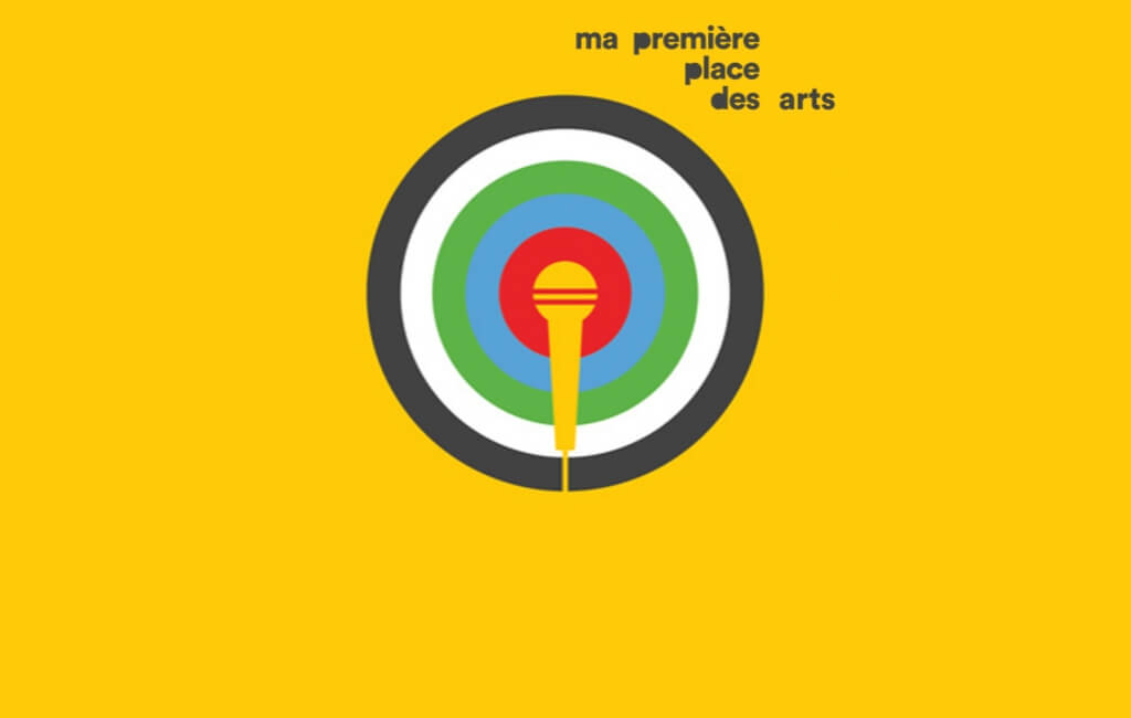 Apply now for Ma Première Place des Arts