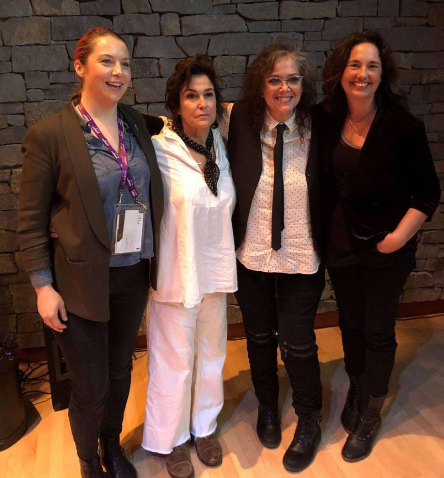 VIFF, AMP, 2019, Composers Creating Change, Red Heartbreaker, Wendy Melvoin, Lisa Coleman, Starr Parodi