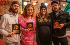 SOCAN honours Begonia, Darcys with No. 1 Song Awards