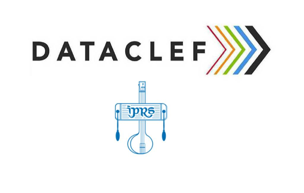 Dataclef, Indian Performing Right Society sign landmark contract