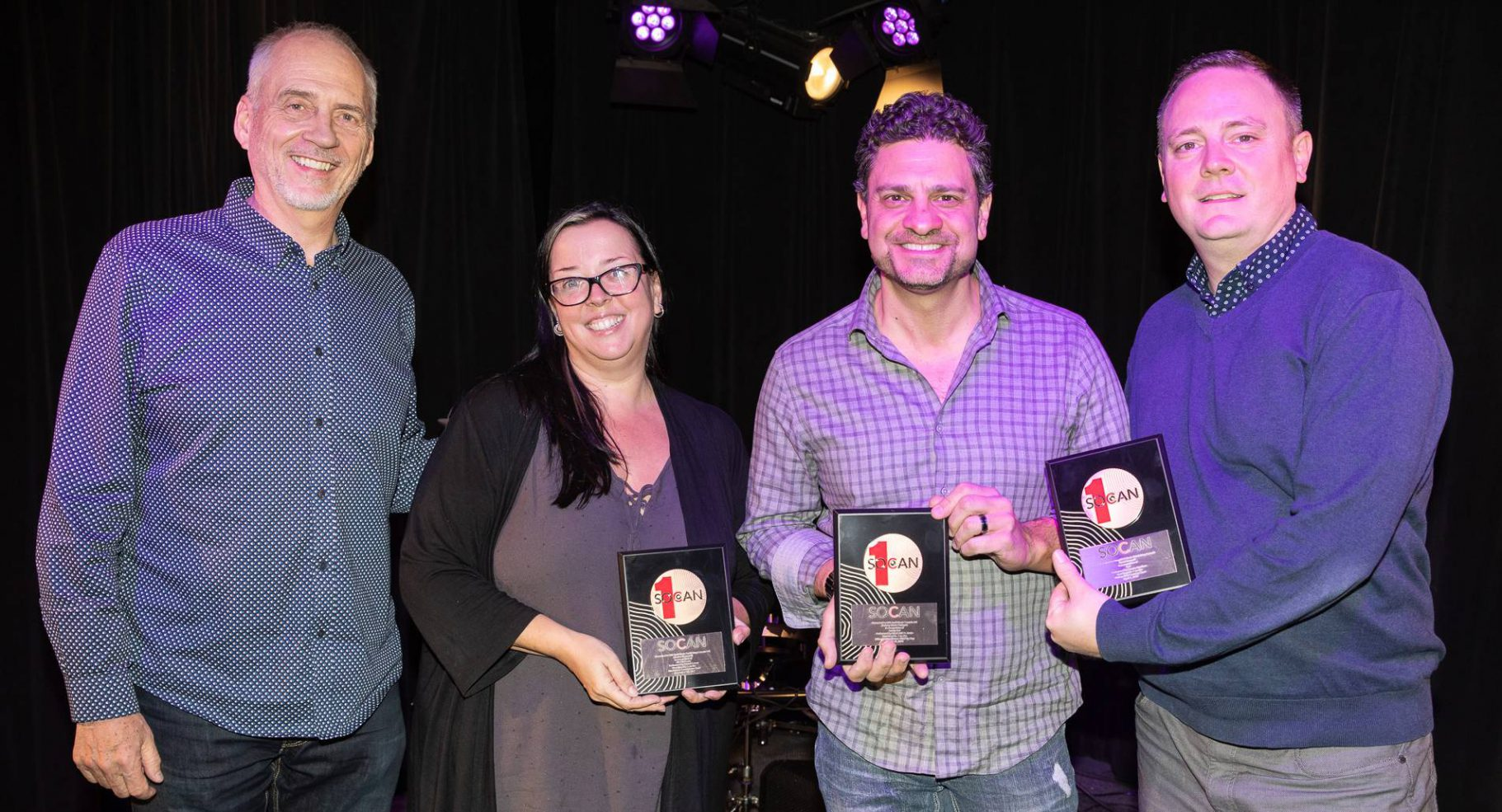 SOCAN, No. 1 Songs, awards, publishers, Sony/ATV, EMI, Janet Baker, David Quilico