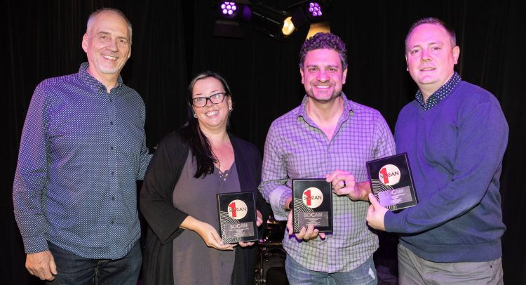 SOCAN, publishers, Sony/ATV, EMI, Janet Baker, david Quilico, No. 1 Songs, awards