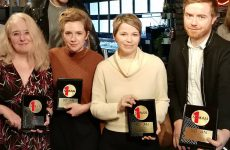SOCAN honours Red Brick, Tenille Townes, Fast Romantics with No. 1 Song Awards