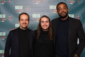 Rideau, 2020, Nicolas Gémus, SOCAN