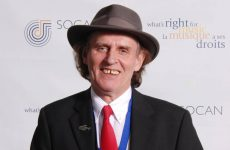 Ron Hynes to be Inducted into Canadian Songwriters Hall of Fame