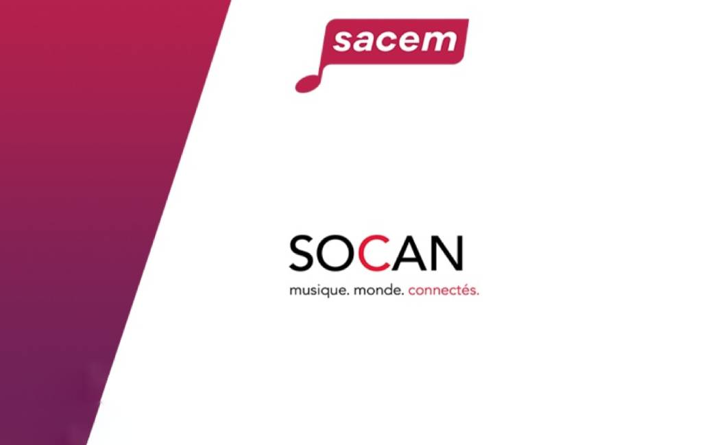 SOCAN renews deal with Sacem