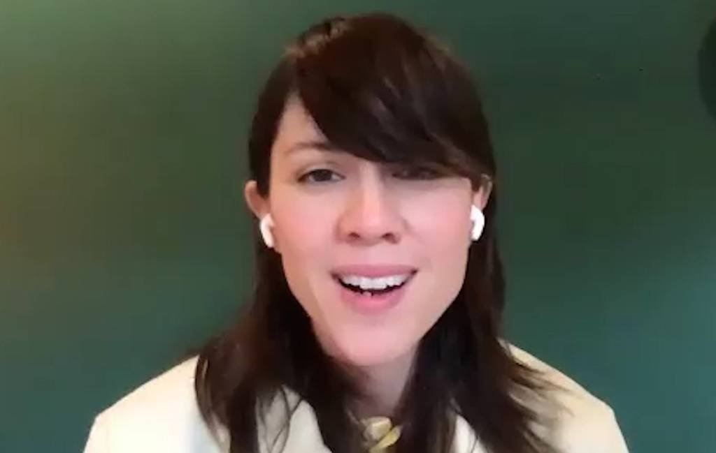 Video Interview: Staying Home with Sara Quin, of Tegan and Sara