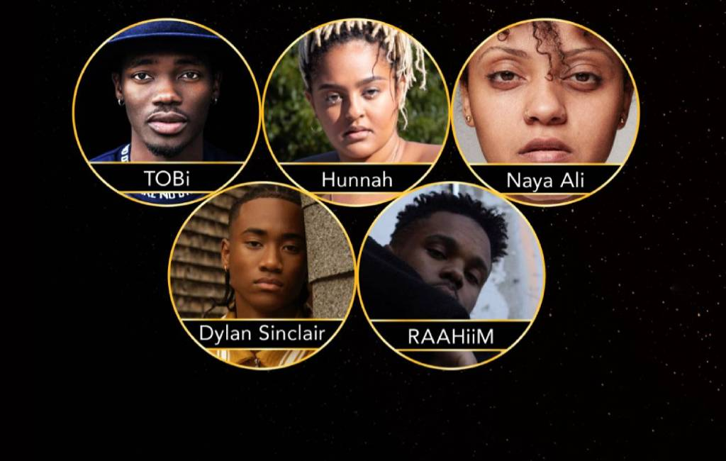 SOCAN Foundation announces winners of inaugural Black Canadian Music Awards