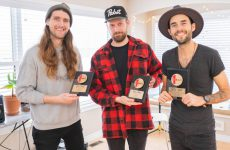 SOCAN honours East Pointers, Colin MacDonald with No. 1 Song Award