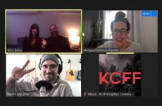 SOCAN presents screen composing panel at Kingston Canadian Film Festival
