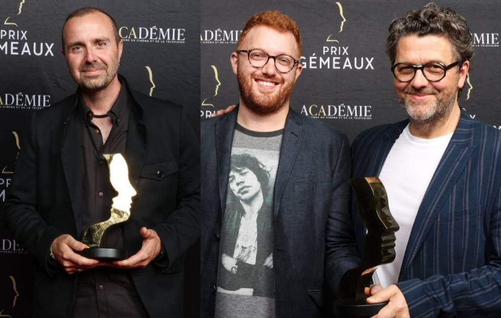 Three SOCAN #ComposersWhoScore win Gémeaux Awards