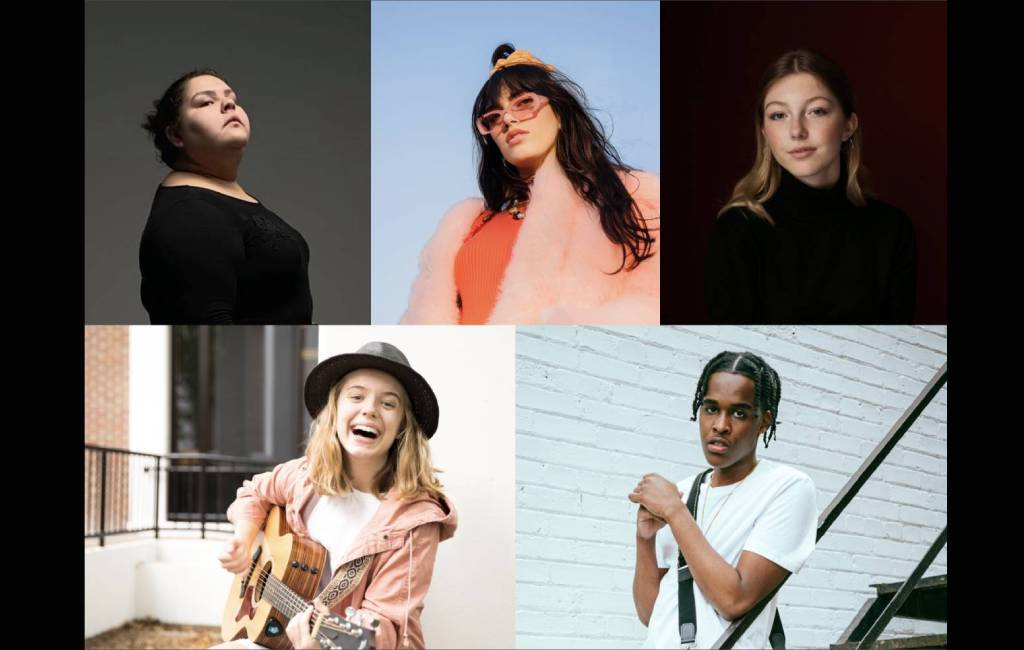Five artists win 2021 SOCAN Foundation Awards for Young Canadian Songwriters